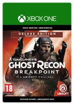 Tom Clancy's Ghost Recon® Breakpoint - Deluxe Edition