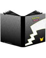 Carte Pokémon - ULTRA PRO - Portfolio 25° Anniversario (9 Tasche)